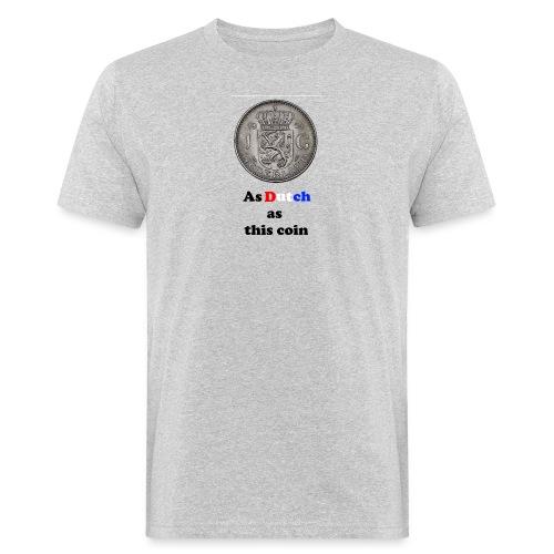 Hollandse Gulden - Mannen Bio-T-shirt