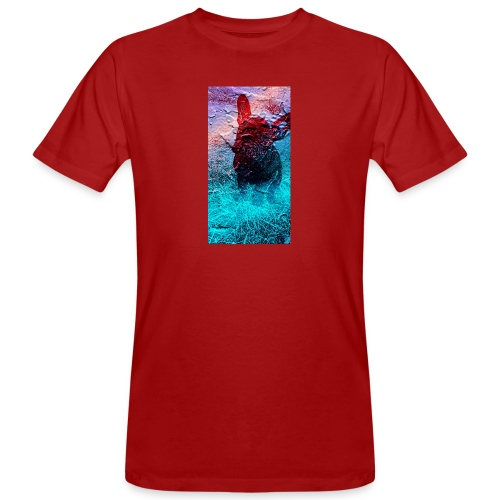 Sweet Frenchie - Männer Bio-T-Shirt