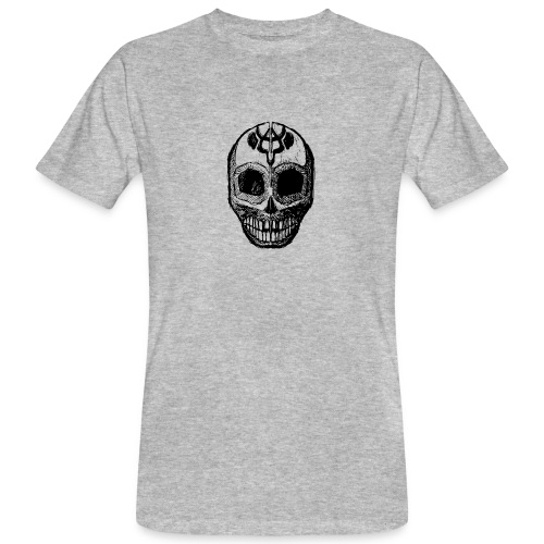 Skull of Discovery - Men's Organic T-Shirt