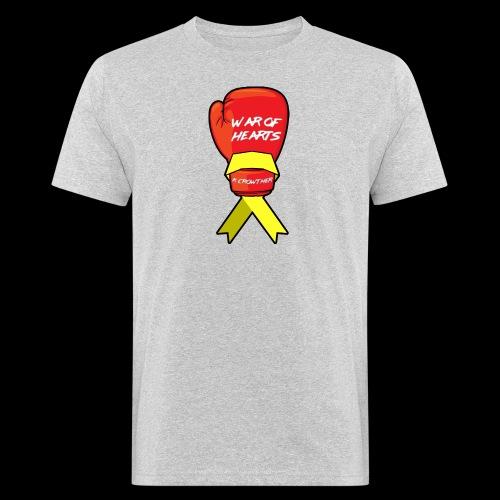 War of Hearts | K. Crowther Glove - Men's Organic T-Shirt