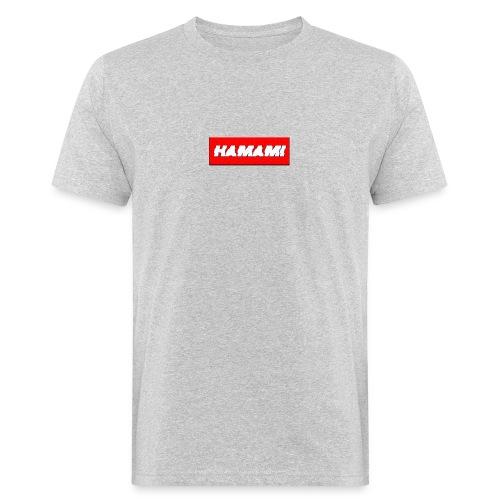 HAMAMI - T-shirt ecologica da uomo