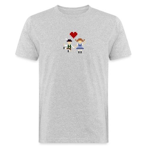 Frühlingsgfui - Männer Bio-T-Shirt