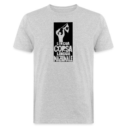 lingua corsa - T-shirt bio Homme