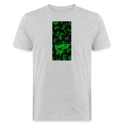 hoesje - Mannen Bio-T-shirt