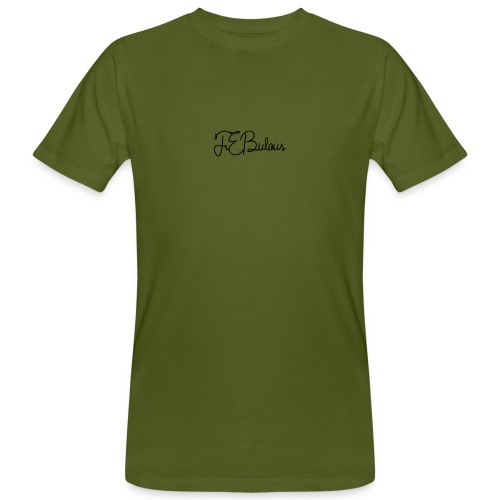 FEBulous Schreischrift - Men's Organic T-Shirt