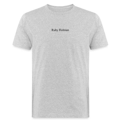 Ruby Holaman - T-shirt bio Homme