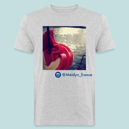 ice cream - T-shirt bio Homme