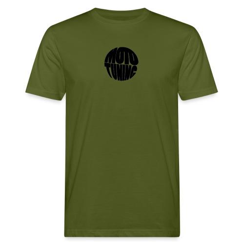 MotoTuning Black - Men's Organic T-Shirt