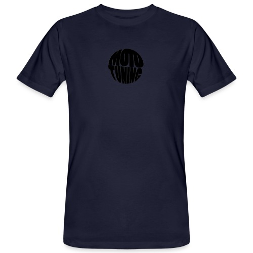 MotoTuning Black - Men's Organic T-Shirt