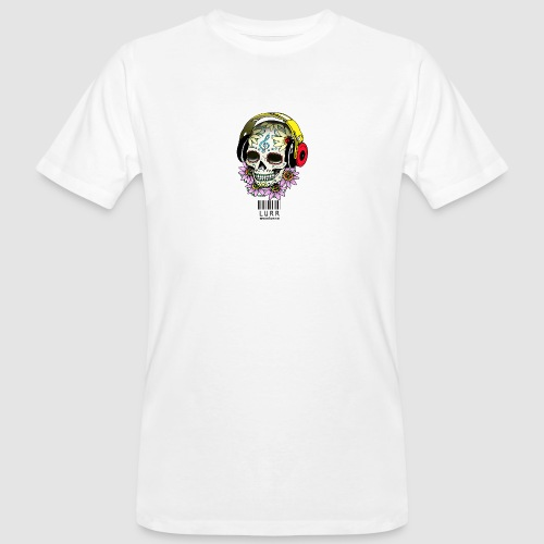 smiling_skull - Men's Organic T-Shirt