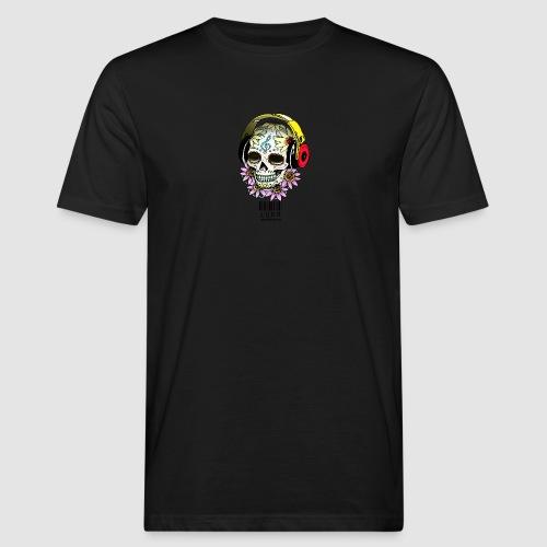 smiling_skull - Men's Organic T-Shirt