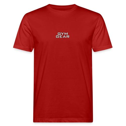 Gym GeaR - Men's Organic T-Shirt