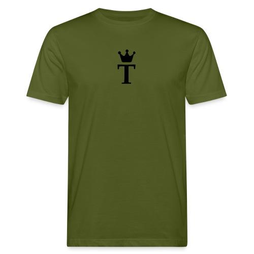 King Tobias of Norway - Økologisk T-skjorte for menn