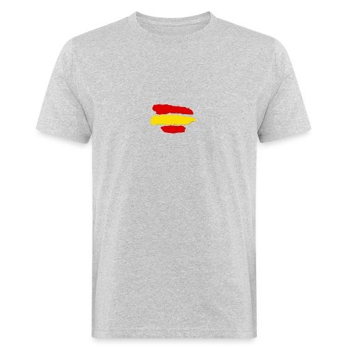 rayas de españa - Camiseta ecológica hombre