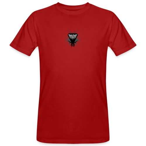 Unsafe_Gaming - Mannen Bio-T-shirt