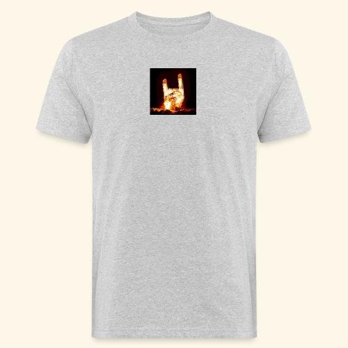 fingers bomb - T-shirt bio Homme