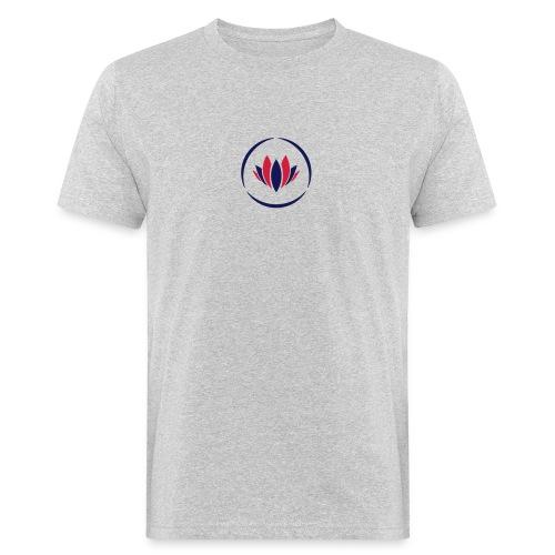 Signet, ohne Text - Männer Bio-T-Shirt