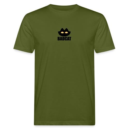 BADCAT - Mannen Bio-T-shirt