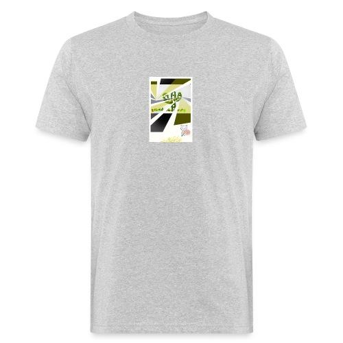 3D kaptus - Ekologisk T-shirt herr