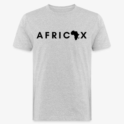 AfricaX - Männer Bio-T-Shirt
