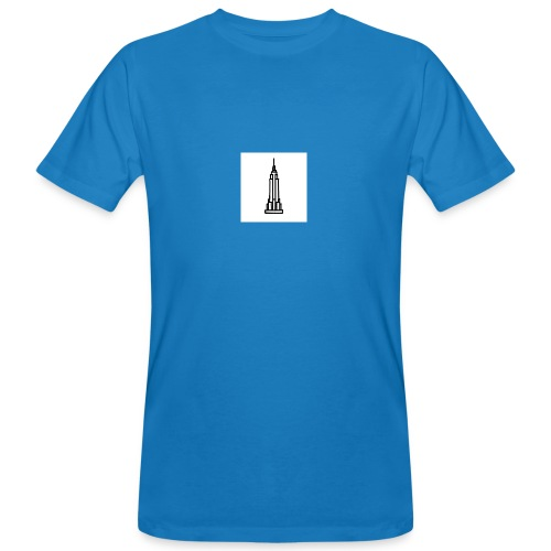 Empire State Building - T-shirt bio Homme