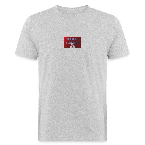 TeunGames foto - Mannen Bio-T-shirt