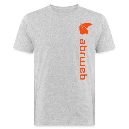 logo abr19a - T-shirt ecologica da uomo