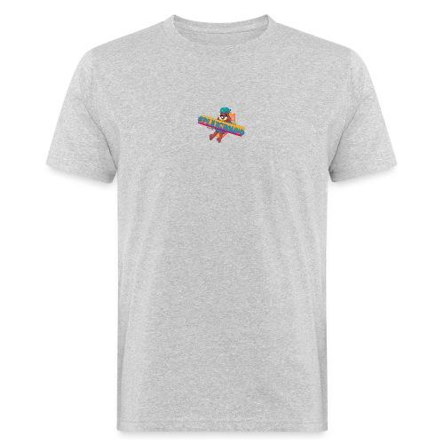 Playground - T-shirt ecologica da uomo