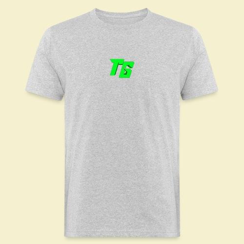 TristanGames logo merchandise - Mannen Bio-T-shirt
