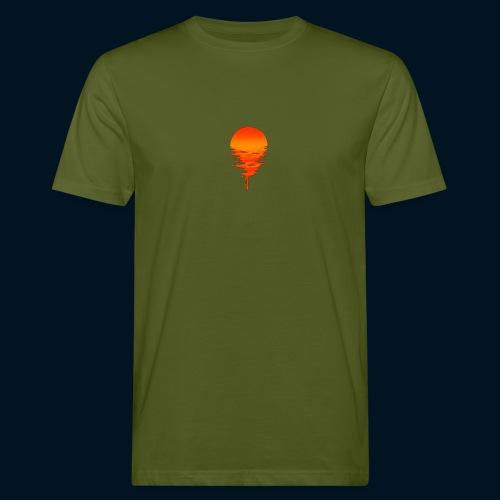 Weltuntergang - T-shirt ecologica da uomo
