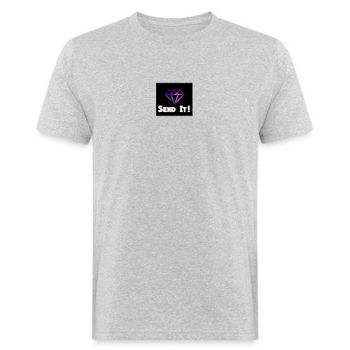 Send It Streetwear galaxy Tee - Men's Organic T-Shirt