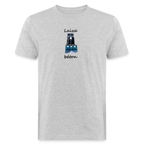 laisse_b--ton-png - T-shirt bio Homme