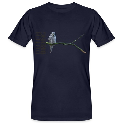 db sperweruil - Mannen Bio-T-shirt
