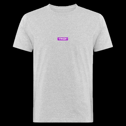 trish logo - Men's Organic T-Shirt