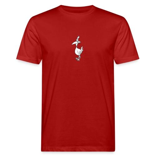 Vogel Design - Männer Bio-T-Shirt