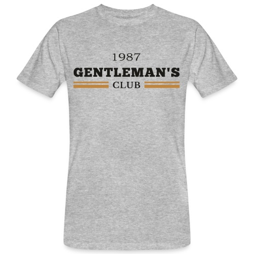 1987 Club - T-shirt bio Homme