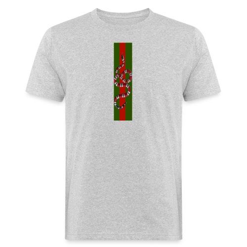 Black duo - Ekologisk T-shirt herr