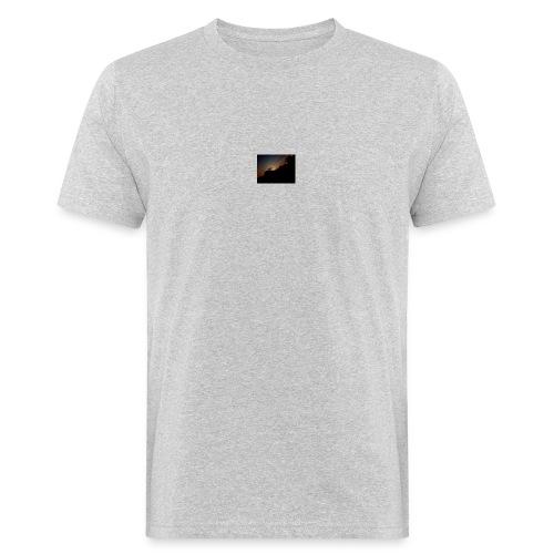 Cielo eclipsado - Camiseta ecológica hombre