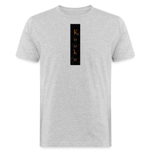 kuuku teksti - Miesten luonnonmukainen t-paita