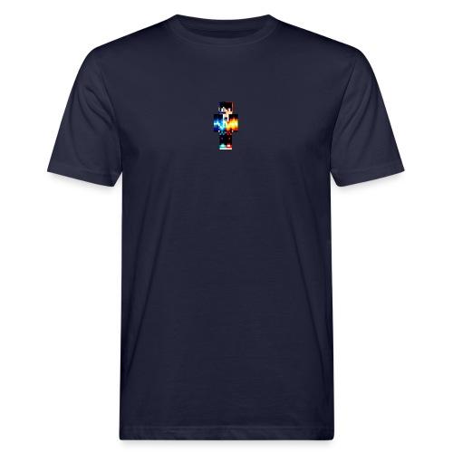 Cooler Skin - Männer Bio-T-Shirt