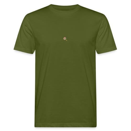lolly_emoji - Mannen Bio-T-shirt