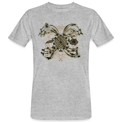 Tortuga 160220 ds. A - Men's Organic T-Shirt