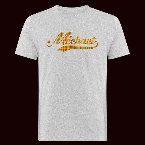 méchant madras - T-shirt bio Homme