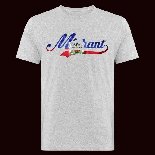 méchant drapeau haïtien - T-shirt bio Homme