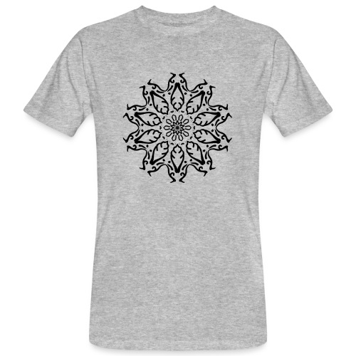 fleur - T-shirt bio Homme