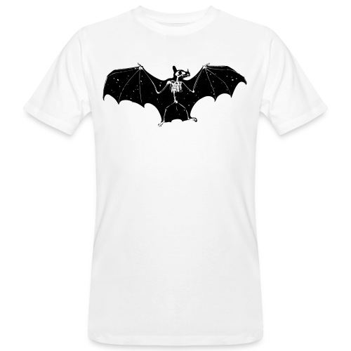 Bat skeleton #1 - Men's Organic T-Shirt