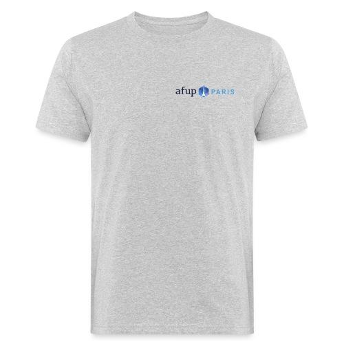 AFUP Paris - T-shirt bio Homme