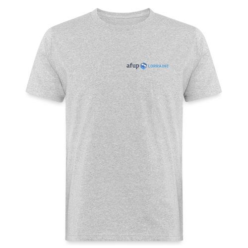 AFUP Lorraine - T-shirt bio Homme