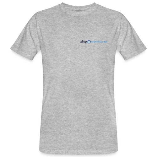 AFUP Montpellier - T-shirt bio Homme