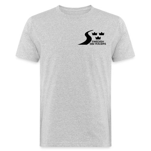 ssrlogo - Ekologisk T-shirt herr